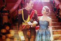"""<p>2017's viral Christmas rom-com is the goofy tale of a reporter on a mission for a great story. When she goes to report on a dashing European prince about to take the throne, she winds up with a love story instead!</p> <p>Watch <a href=""""http://www.netflix.com/title/80160759"""" class=""""link rapid-noclick-resp"""" rel=""""nofollow noopener"""" target=""""_blank"""" data-ylk=""""slk:A Christmas Prince""""><strong>A Christmas Prince</strong></a> on Netflix now.</p>"""