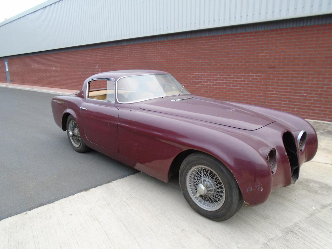 <p>Classic Motor Cars Limited bought the Jaguar from a German collector in 2015. He had purchased it in the US in 1978 with the intention of restoring but never got round to it. </p>