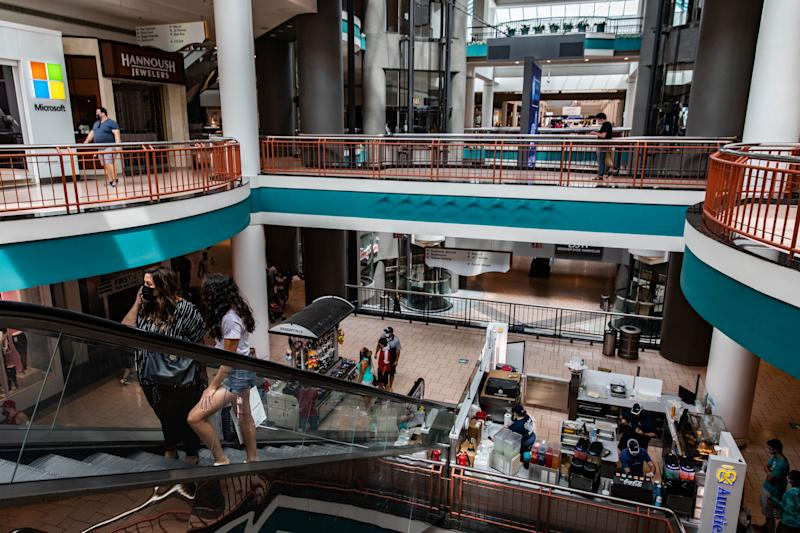 U.S. Retail Sales Surge Higher in June To Pre-Pandemic Levels