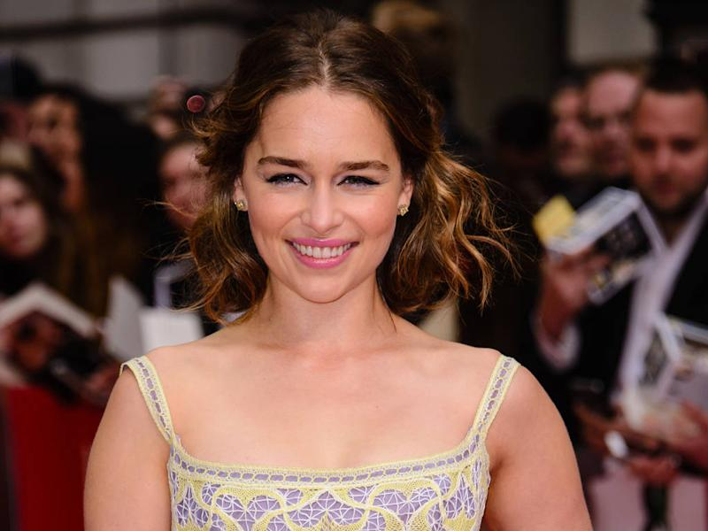 Game of Thrones' Emilia Clarke still queasy over raw horse's heart shoot