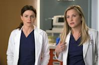 <p>Capshaw stayed with the series until season 14, when Arizona moved to New York to reunite her family. Callie Torres, with whom she shared her daughter, Sofia, left a couple of seasons prior. </p>