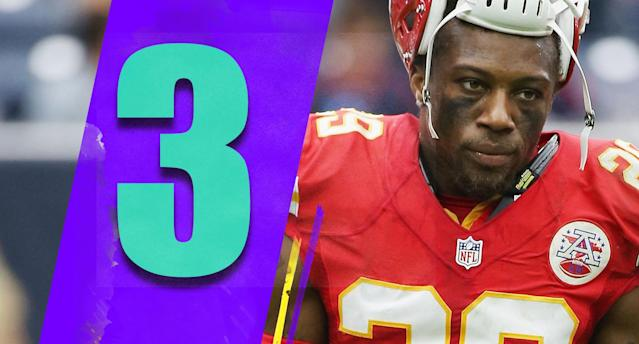 <p>Eric Berry is supposed to practice this week and presumably return sometime in December. It's possible he's just not the same player, at least for the rest of this season. But if he is? That changes things for Kansas City. (Eric Berry) </p>