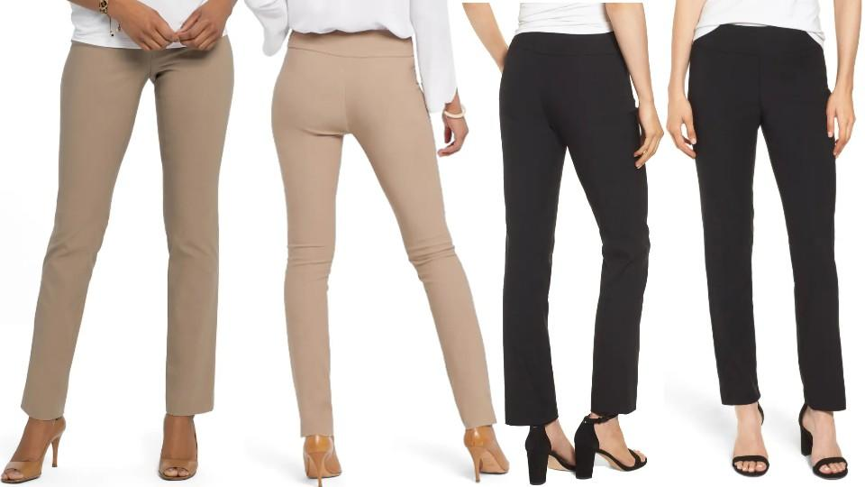Nic + Zoe Wonderstretch Straight Leg Pants - Nordstorm, $460 (originally $134)