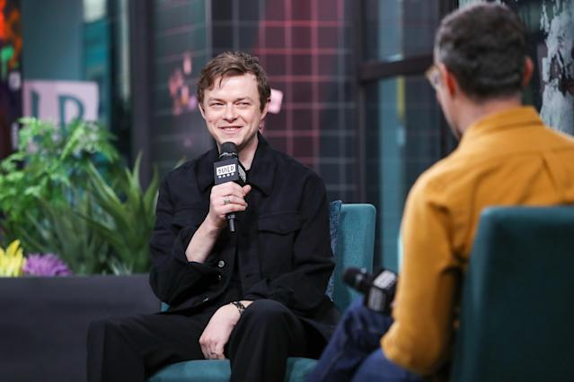 Dane DeHaan visits BUILD on March 12, 2020. (Photo by Arturo Holmes/Getty Images)