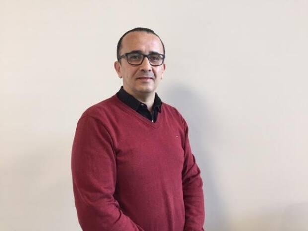 New Brunswick Refugee Clinic executive director Akram Ben Salah says volunteers are on alert and ready to help resettle refugees. ( - image credit)