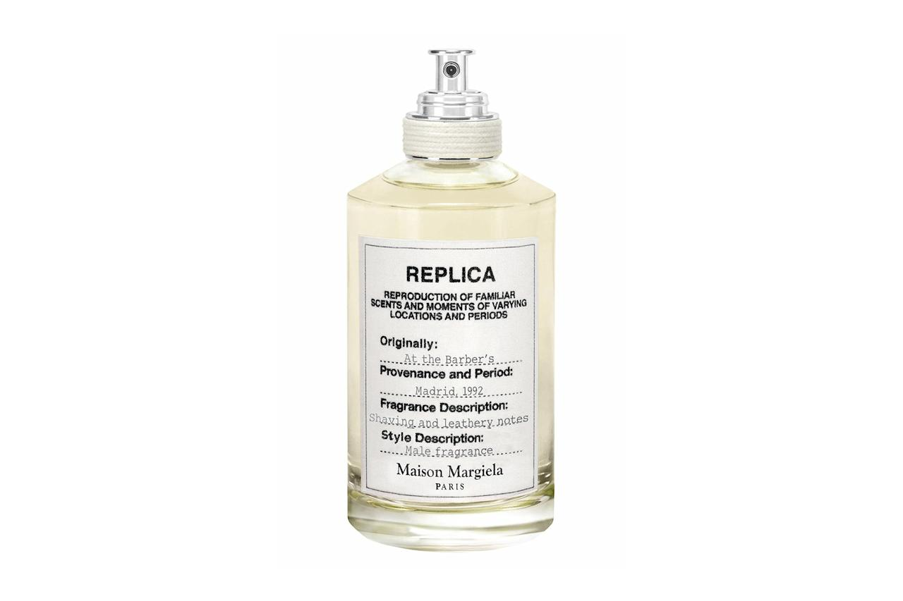 """$126, Nordstrom. <a href=""""https://shop.nordstrom.com/s/maison-margiela-replica-at-the-barbers-fragrance/4134898"""">Get it now!</a>"""