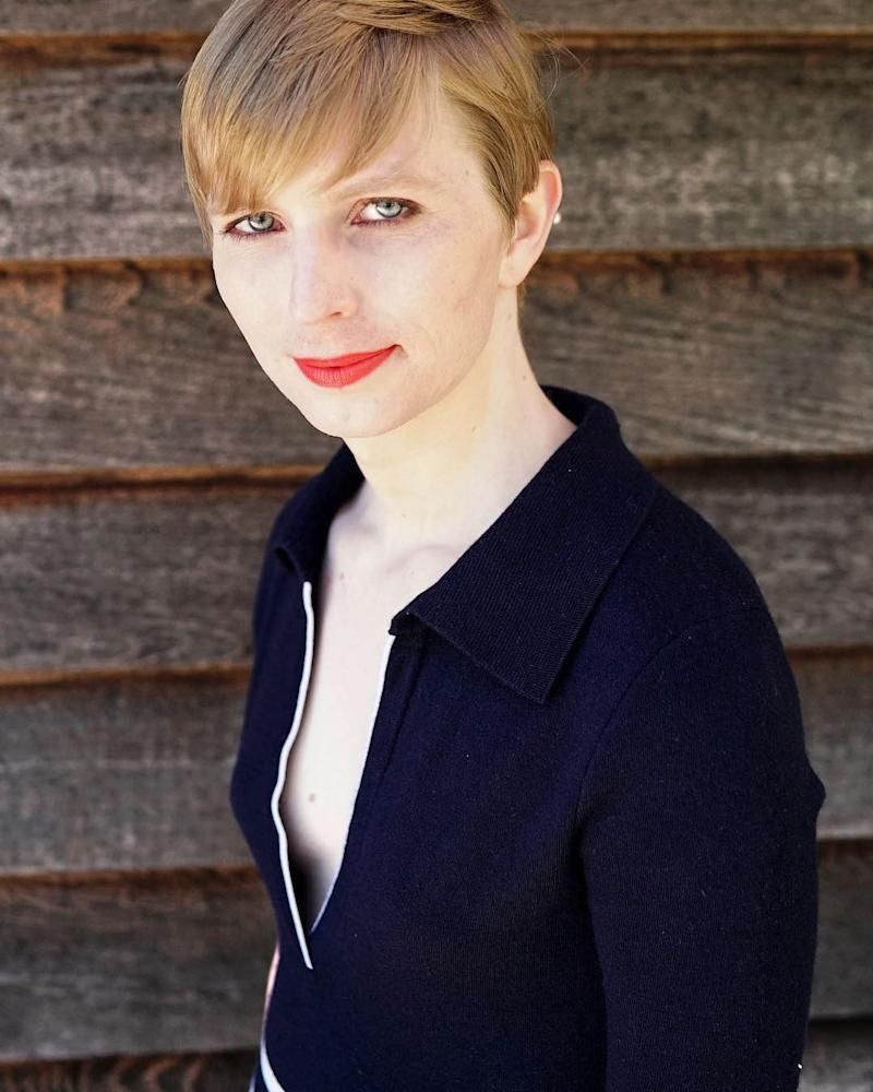 Government Leaker Chelsea Manning Released From Prison After Obama Commutation