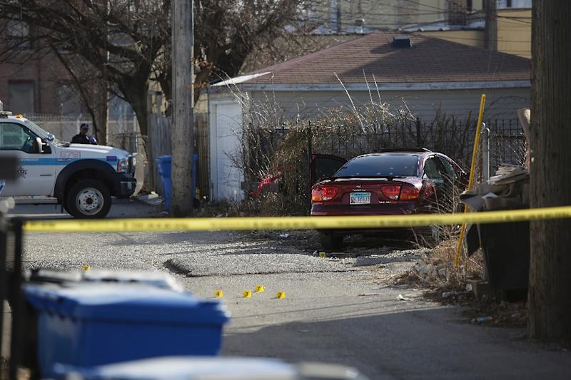 Chicago police say data-driven policing has helped drive down the number of murders in the Windy City, but it still posted the highest number of homicides for an American city in 2018