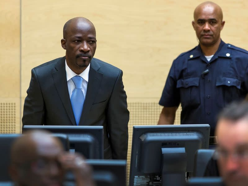 Ivory Coast street militia leader sentenced to 20 years for role in civil war
