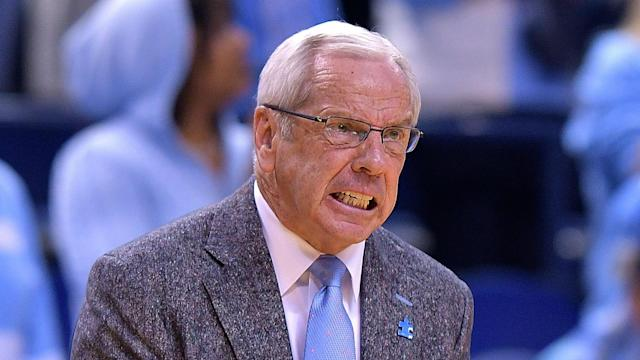 An NCAA infractions committee could not conclude that the University of North Carolina violated academic rules.