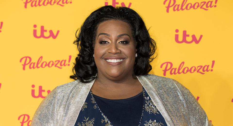 Alison Hammond is to front a programme for ITV's Black History Month programming. (Photo by Jeff Spicer/WireImage)