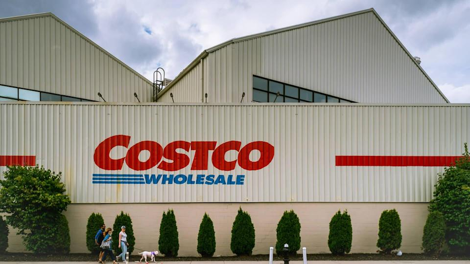 New York NY/USA-September 1, 2019 A Costco Wholesale store in the Astoria neighborhood of Queens in New York - Image.