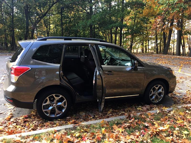 Subaru S 2017 Forester Is Still One Of The Best Crossover
