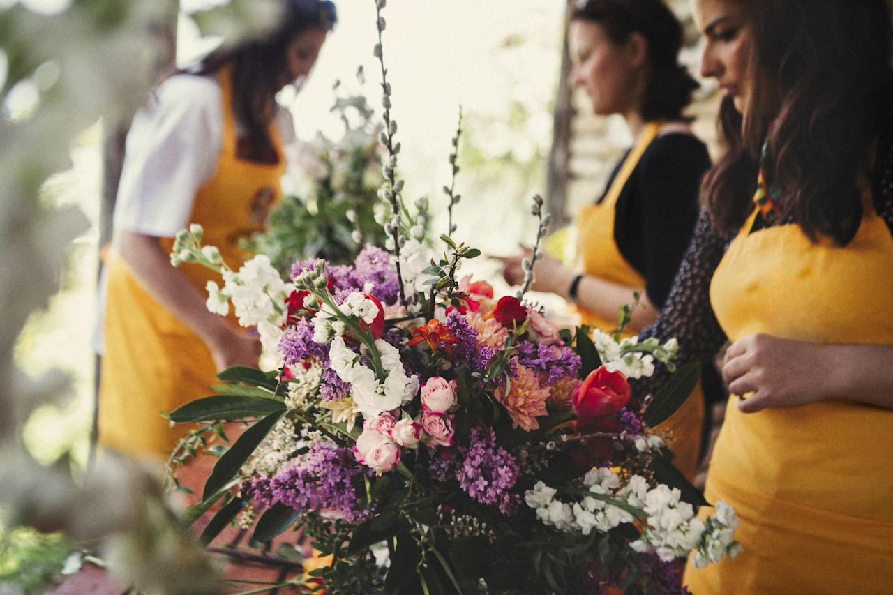 """<p>Mother's Day arrives just as spring is in full bloom. Take advantage of the season by going to a flower arranging class with Mom. Bonus: most of these classes let you take home your creations, so she'll have a gorgeous <a href=""""https://www.goodhousekeeping.com/holidays/mothers-day/g5187/mothers-day-flowers/"""" target=""""_blank"""">Mother's Day bouquet</a> to show off at the end. </p><p><a class=""""body-btn-link"""" href=""""https://go.redirectingat.com?id=74968X1596630&url=https%3A%2F%2Fwww.groupon.com%2Fbrowse%2Fnew-york%3Flat%3D40.756%26lng%3D-73.987%26query%3Dflower%2Barranging%26address%3DNew%2BYork%2BCity%26division%3Dnew-york%26locale%3Den_US&sref=https%3A%2F%2Fwww.goodhousekeeping.com%2Fholidays%2Fmothers-day%2Fg4283%2Fmothers-day-activities%2F"""" target=""""_blank"""">FIND A CLASS</a></p><p><strong>RELATED: </strong><a href=""""https://www.goodhousekeeping.com/holidays/mothers-day/g2412/mothers-day-homemade-gifts-crafts/"""" target=""""_blank"""">40 DIY Mother's Day Crafts That Make the Very Best Gifts</a></p>"""