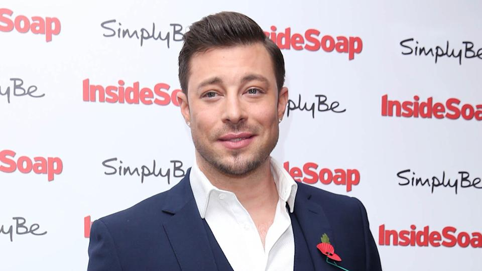 Duncan James made an embarrassing admission (Getty)