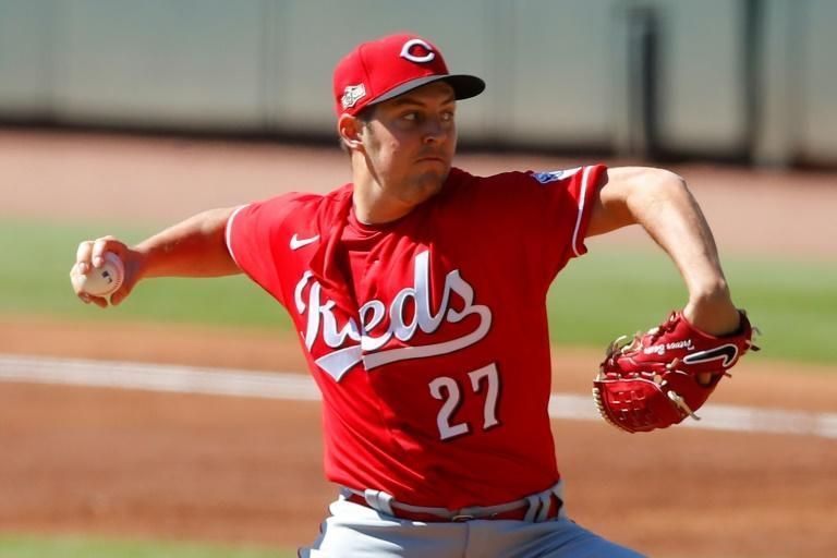 Cincinnati Reds pitcher Trevor Bauer has won the 2020 National League Cy Young Award as the NL's top pitcher