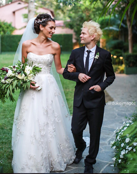 Deryck Whibley, Avril Lavigne\'s Ex-Husband, Marries Ariana Cooper in ...