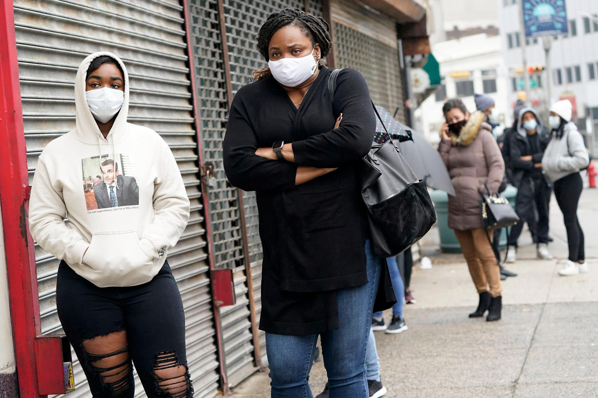 Coronavirus live updates: New Jersey's largest city sets curfew; LA residents celebrating Lakers win may have led to massive outbreak