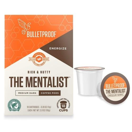 Bulletproof The Mentalist Roast Coffee Pods. (Photo: Amazon)