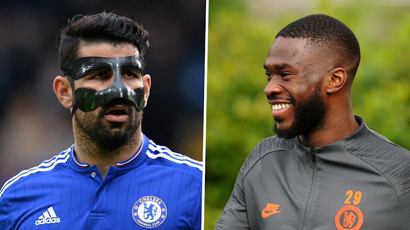'It was an accident!' - Tomori recalls breaking Costa's nose in training