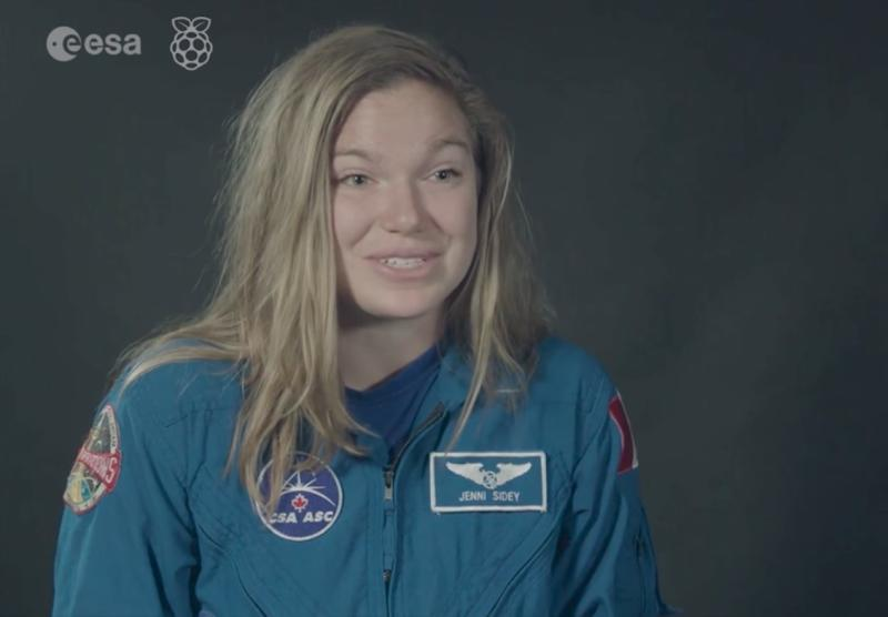 European Space Agency Celebrates Women in Science with Astro Pi Challenge