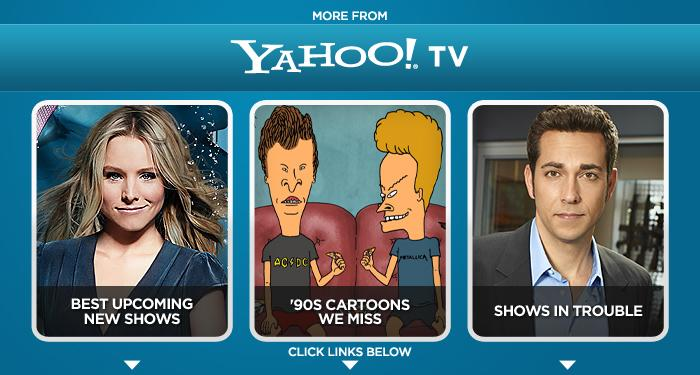 "<a href=""http://yhoo.it/ueq1ye"" rel=""nofollow"">Best New Shows</a>         <a href=""http://yhoo.it/uA2qbP"" rel=""nofollow"">'90s Cartoons We Miss</a>       <a href=""http://yhoo.it/sfn6xI"" rel=""nofollow"">Shows In Trouble</a>"