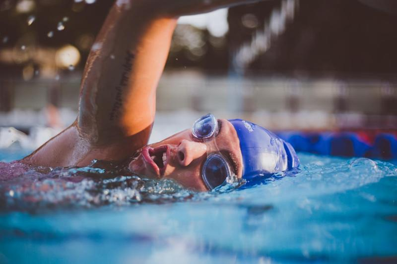 How to swim yourself fit this summer, according to an ex-Olympic swimmer