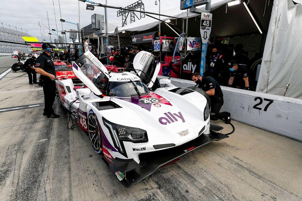Photo credit: Michael Levitt/IMSA