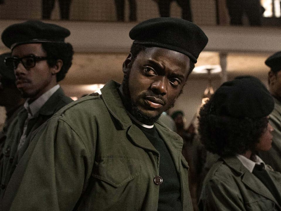 Daniel Kaluuya in 'Judas and the Black Messiah'Warner Bros Pictures/Moviestore/Shutterstock
