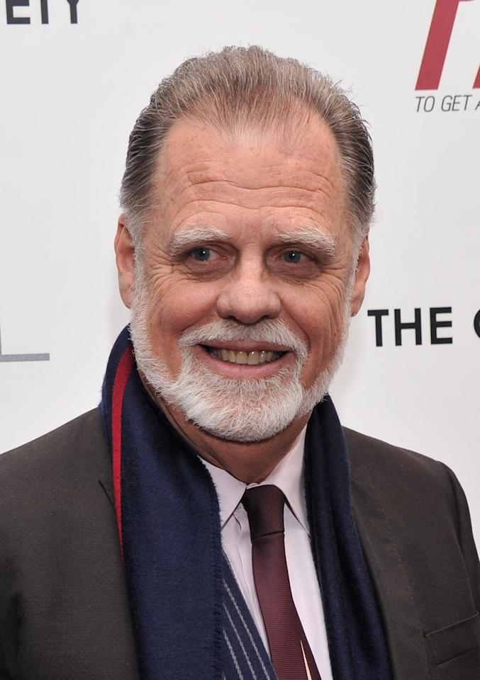 "NEW YORK, NY - JANUARY 23:  Director Taylor Hackford attends a screening of ""Parker"" hosted by FilmDistrict, The Cinema Society, L'Oreal Paris and Appleton Estate at MOMA on January 23, 2013 in New York City.  (Photo by Stephen Lovekin/Getty Images)"