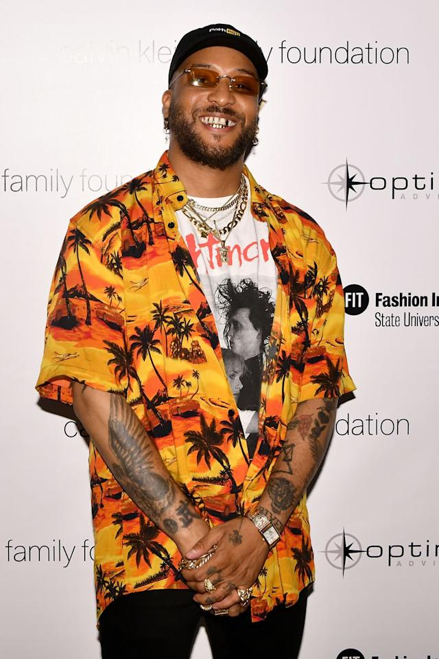 <p>The Fashion Institute of Technology (FIT) hosted their annual Future of Fashion Runway Show in New York on May 3.</p>