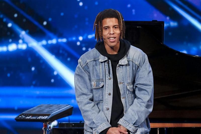 Tokio Myers was just 11 when he saw head teacher Philip Lawrence being stabbed to death: ITV / Thames / Syco