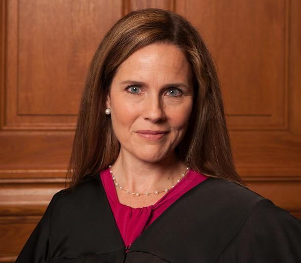 Judge Amy Coney Barrett. (Rachel Malehorn via ZUMA Wire)