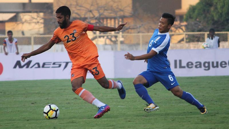 Soosairaj Suresh Wangjam Indian Arrows Chennai City FC I-League 2017/2018