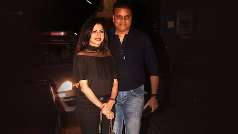 Maine Pyar Kiya Actress Bhagyashree's Husband Himalaya Dassani Arrested in Gambling Racket