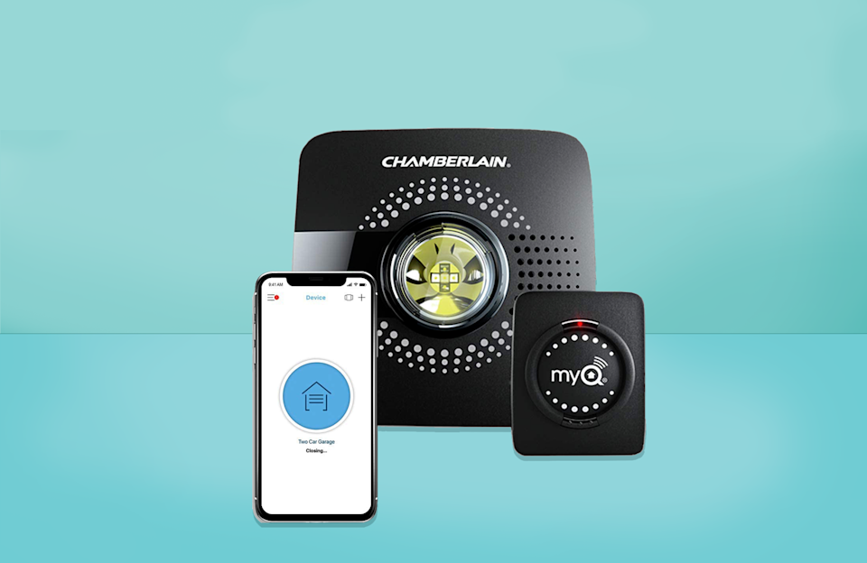 """<p>Peace of mind is one major benefit of smart home technology, and no device demonstrates that more than a good <strong>smart garage door opener</strong> — something you know all too well if you've ever had to turn the car around because you couldn't remember if you closed the garage door. Upgrade to a smart garage door opener, and whenever that next memory lapse occurs, you can simply open up an app on your phone to check. And should you <em>forget </em>that you forgot, the app can even send you an alert that the door is still open. Pretty smart, indeed!</p><p>The tech experts at the <a href=""""https://www.goodhousekeeping.com/institute/about-the-institute/a19748212/good-housekeeping-institute-product-reviews/"""" rel=""""nofollow noopener"""" target=""""_blank"""" data-ylk=""""slk:Good Housekeeping Institute"""" class=""""link rapid-noclick-resp"""">Good Housekeeping Institute</a> regularly test all kinds of smart home WiFi technology, so they know which devices are actually worth your money and will truly make your life safer, simpler and more convenient. To find the best smart garage door openers, our engineers considered factors like<strong> ease of installation, feature set, and integration capabilities</strong> with other smart home devices (for example, if you want to program the driveway flood lights to also turn on when the garage door opens at night). </p><p>Keep in mind that the smart control you choose will need to be compatible with your existing garage door system, and installations vary; some require basic wiring and some are wireless. Also, if you're looking to replace an old-school, manually-operated garage door with an automatic one, take note that there are new systems available with the smart technology already baked in. </p><p>Our top picks will help you find the <strong>best smart garage door opener </strong>for your needs. The winners here are based upon our experts' comprehensive categorical testing, road testing of newer models and reviewing updates to past favorites."""