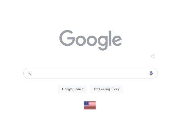 Google has changed its Doodle for Memorial Day.