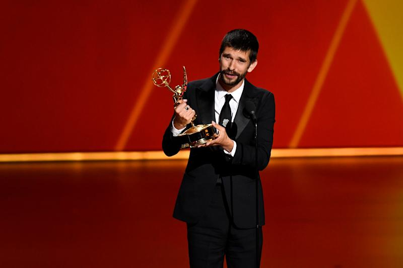 Ben Whishaw won an Emmy for his portrayal of Norman Scott in Amazon's