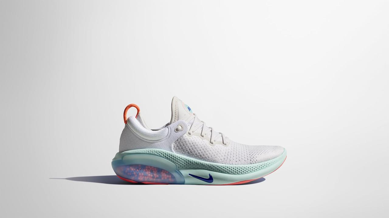 <p>Filled with thousands of tiny beads, the Nike Joyride Run Flyknit shoe is made for comfort. So, if your legs need a day off but you don't want to skip your daily run, these shoes were basically designed for you. </p>