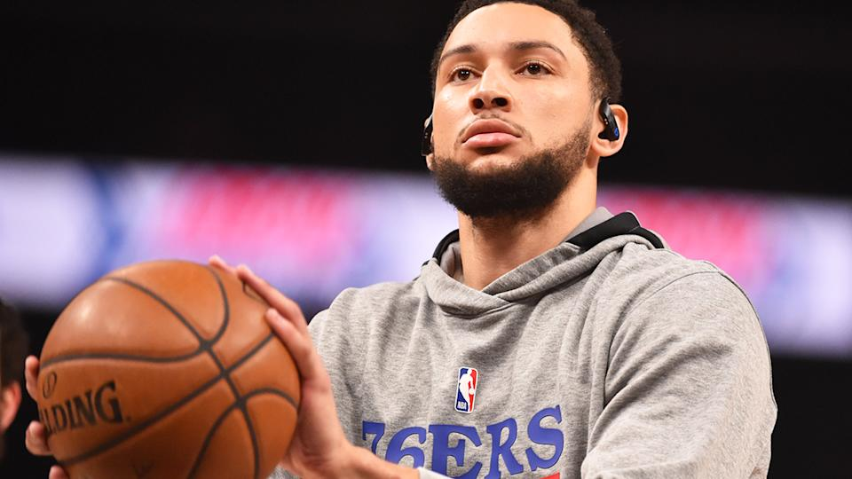 Ben Simmons will reportedly not attend training camp with the Philadelphia 76ers.