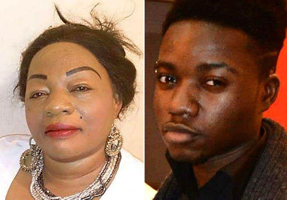 BEST QUALITY AVAILABLE Undated handout file photos issued by the Metropolitan Police of Annie Ekofo and her nephew Bervil Ekofo who were shot dead, Obina Ezeoke has been found guilty of their murders following an unprecedented five trials over four years.