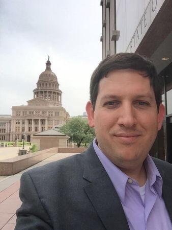 Tide turns against U S  residency restrictions on sex offenders Josh Gravens is pictured at the Texas State Capitol in Austin