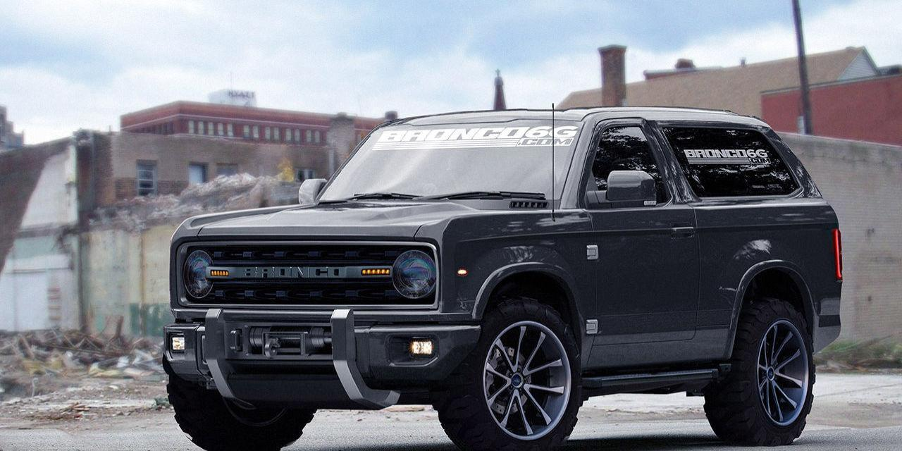 The New Ford Bronco Will Reportedly be Developed In Australia
