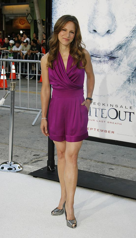 "<a href=""http://movies.yahoo.com/movie/contributor/1808430145"">Susan Downey</a> at the Los Angeles premiere of <a href=""http://movies.yahoo.com/movie/1809839458/info"">Whiteout</a> - 09/09/2009"