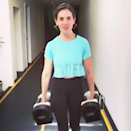 "<p>From <em>Mad Men</em> to <em>GLOW</em>, Alison Brie has been transformed into an entirely different person for the Netflix series in which she portrays a wrestler. Her trainer, Jason Walsh, held her accountable for <a href=""https://www.womenshealthmag.com/fitness/g19964269/alison-brie-interview/"" rel=""nofollow noopener"" target=""_blank"" data-ylk=""slk:a workout plan"" class=""link rapid-noclick-resp"">a workout plan</a> that was a mix of cardio and strength training four days a week, sometimes twice daily. Her workouts, which she frequently documents on Instagram, include heavy bag slams, deadlifts, pull-ups, the VersaClimber and more <a href=""http://instagram.com/risemovement/"" rel=""nofollow noopener"" target=""_blank"" data-ylk=""slk:Rise Movement"" class=""link rapid-noclick-resp"">Rise Movement</a> deadly concoctions.</p>"