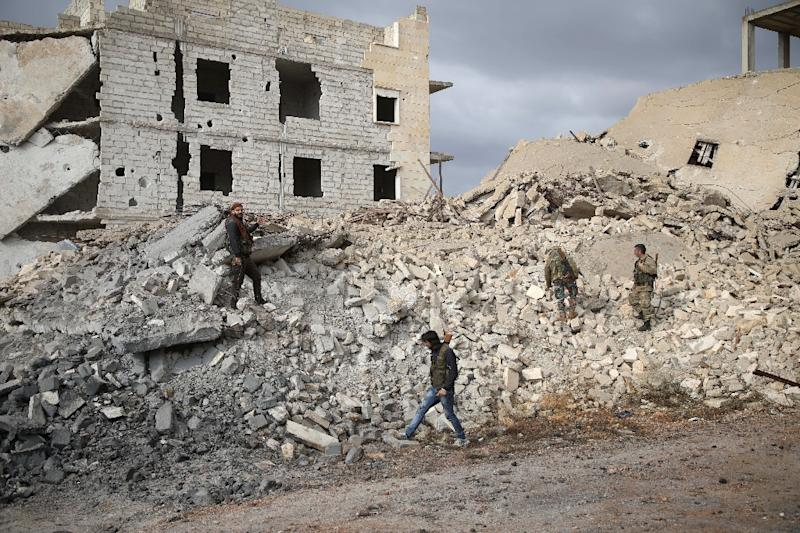 Syria's grinding seven-year civil war has killed more than 360,000 people and displaced millions