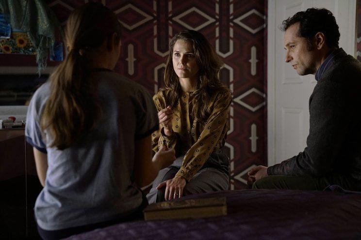 Holly Taylor, Keri Russell, and Matthew Rhys on The Americans