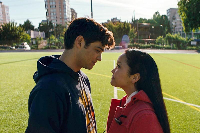 Lana Condor in To All the Boys I've Loved Before (Masha Weisberg/Netflix)