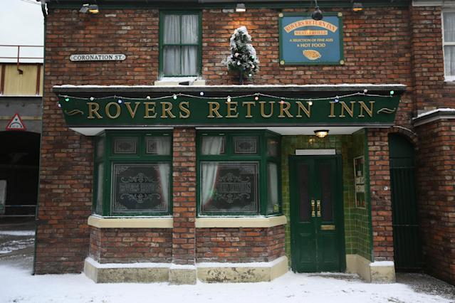 Coronation Street will air an hour-long Christmas special. Photo by Christopher Furlong/Getty Images.