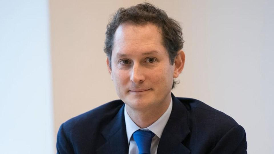 John Elkann | Stefano Guidi/Getty Images